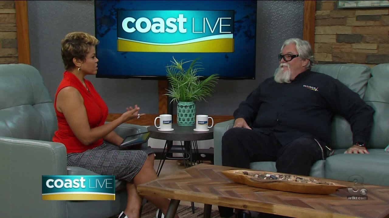 Rescuing and empowering those seeking freedom from addiction on CoastLive
