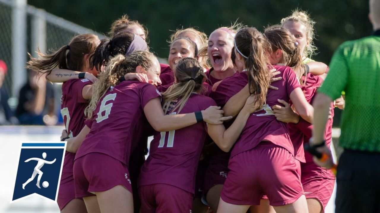 Soccer Claims No. 1 Seed In NCAA Tournament