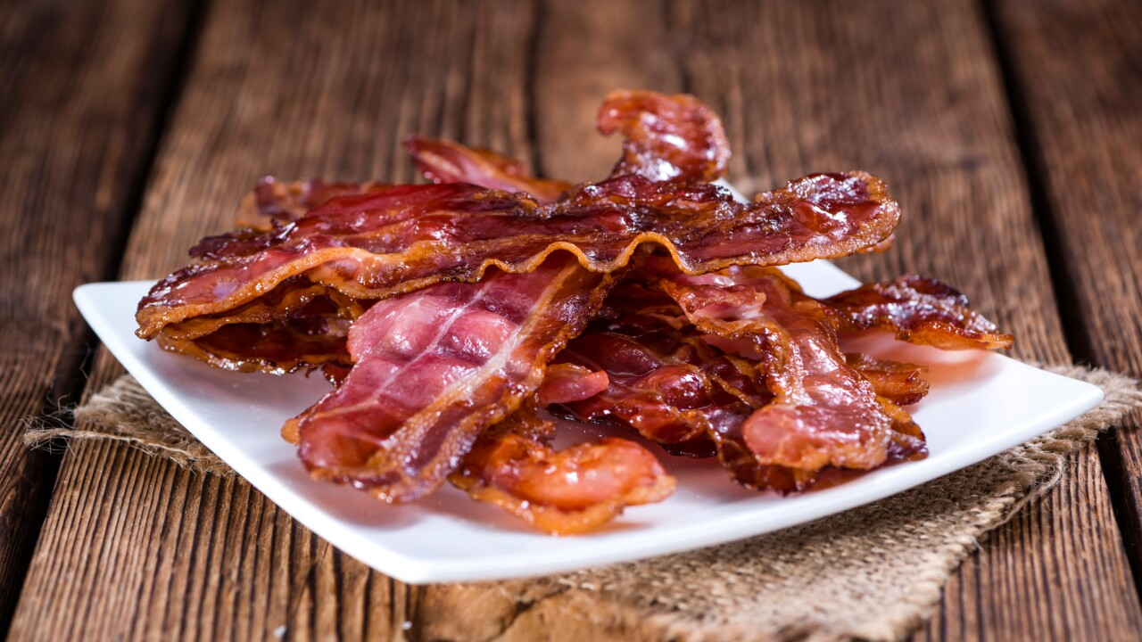 Bacon and ready-to-eat turkey products recalled in 4 states