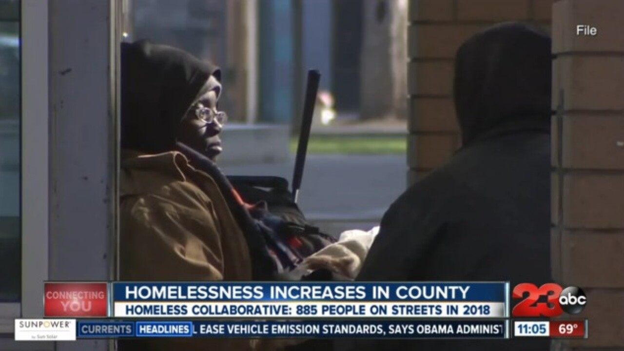 Homelessness situation in Kern County worsens