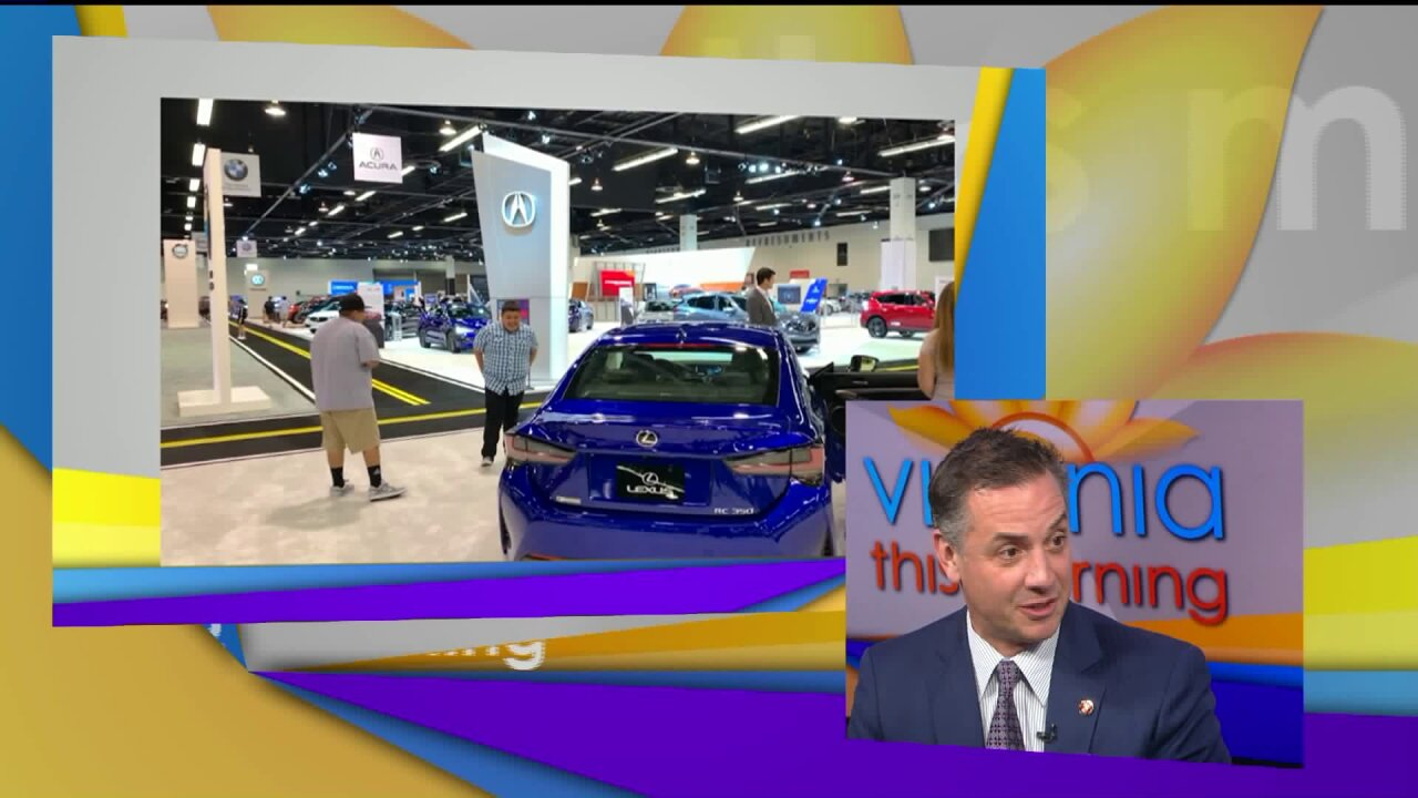 International Auto Show Rolls intoRichmond