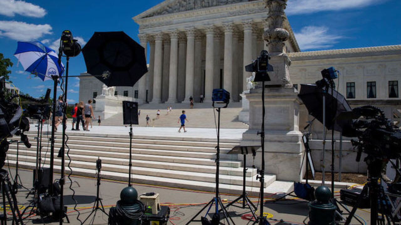 Supreme Court kicks off blockbuster term today; here are cases to watch
