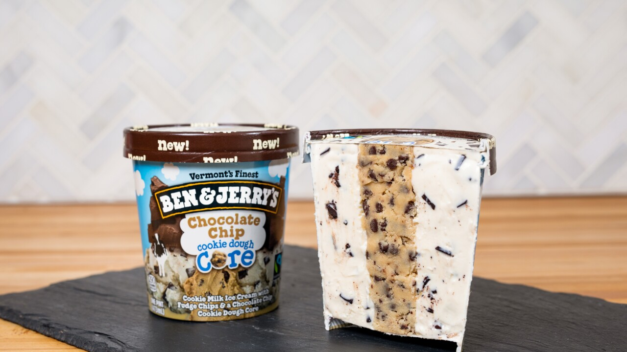 Meet the new Ben and Jerry's ice cream flavors