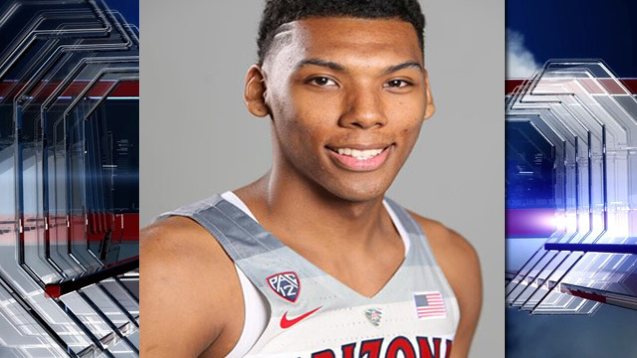 Allonzo Trier to return to UA basketball team