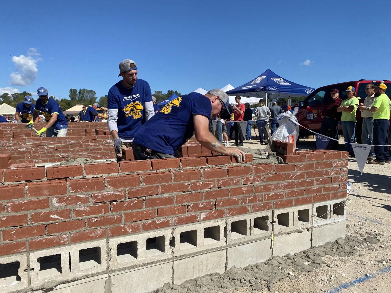 Bricklayer 500