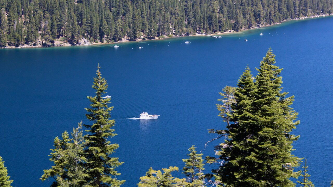 Body of New Jersey man recovered 1,500 feet underwater from Lake Tahoe