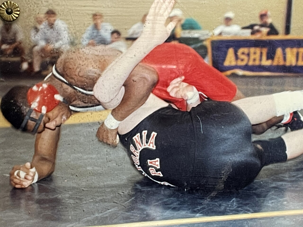 """Will Knight said he was repeatedly groped by Dr. Richard Strauss at The Ohio State University during his time on the wrestling team during the mid-1990's.  A walk on from Shaker Heights, Knight felt powerless to stop the team's doctor from conducting one of his """"full exams."""""""