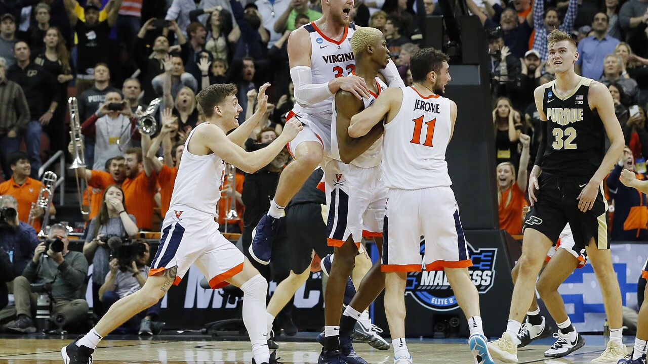 Virginia, Texas Tech headed to NCAA Final Four