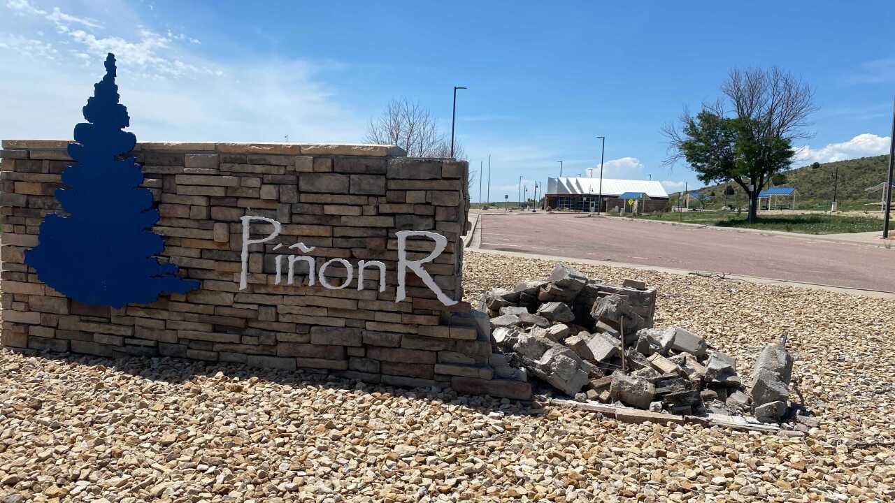 Pinon Rest Area