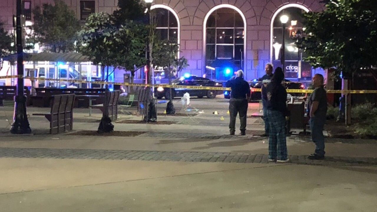 3 people shot in Ohio City