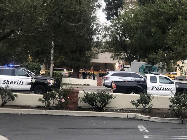 PHOTOS: Mass shooting at Thousand Oaks nightclub