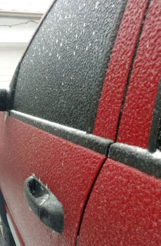 The frozen, the frosted and the fantastic: Winter storm rolls through Indy