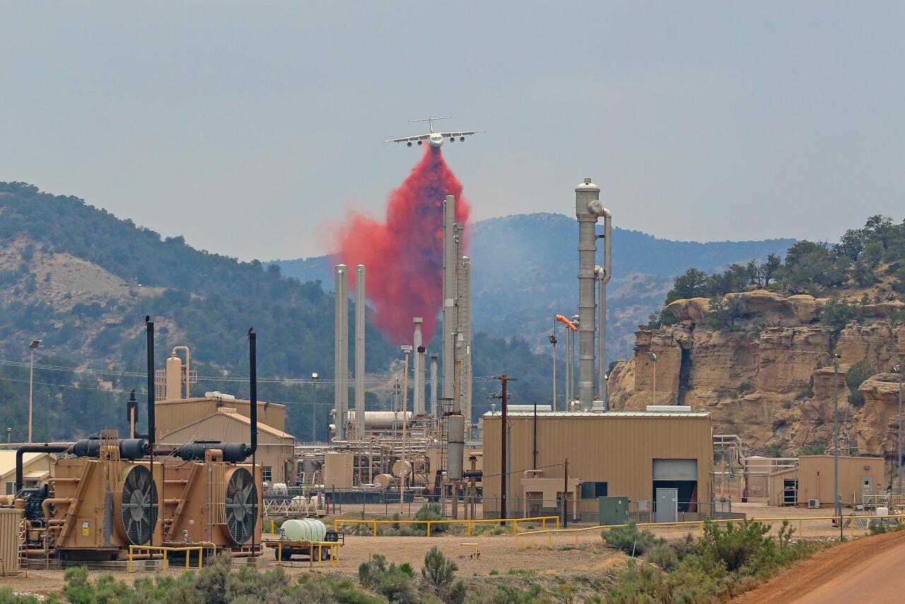 Oil Springs Fire_June 23 2021_Bureau of Land Management photo