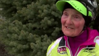 Bozeman triathlete spends 88th birthday training for next year's races