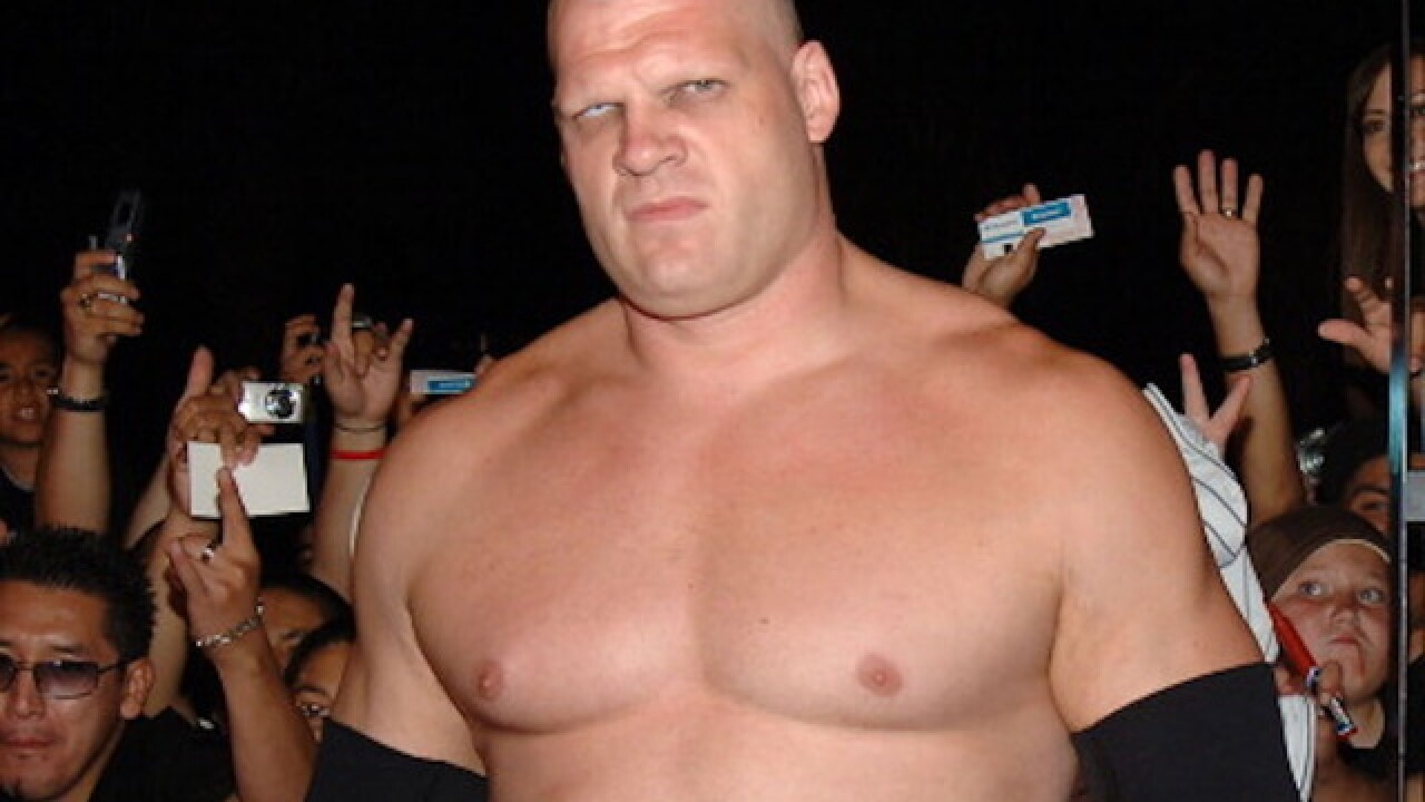 WWE star Kane elected mayor