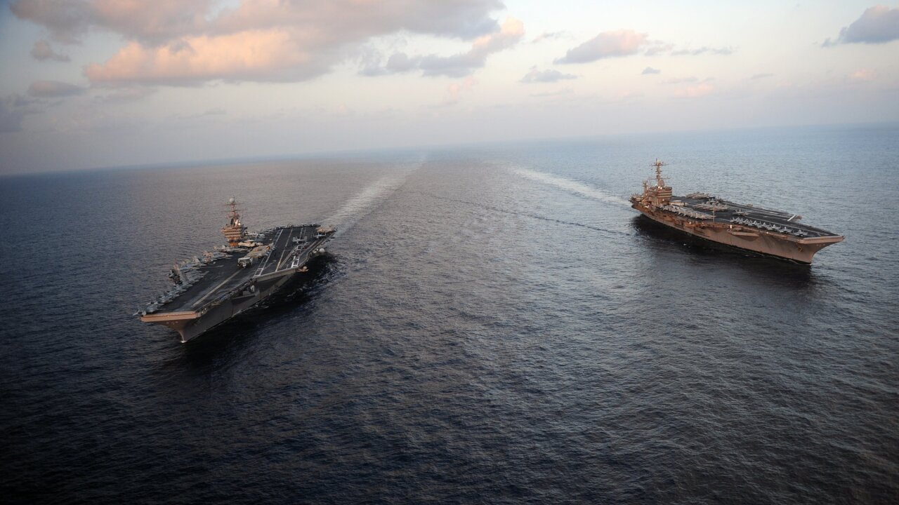 USS John C. Stennis to deploy to the Persian Gulf four months early