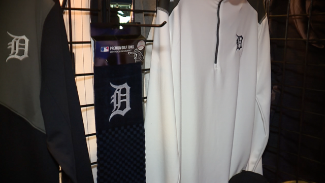 Photos: New food & apparel at Comerica Park for Detroit Tigers Opening Day
