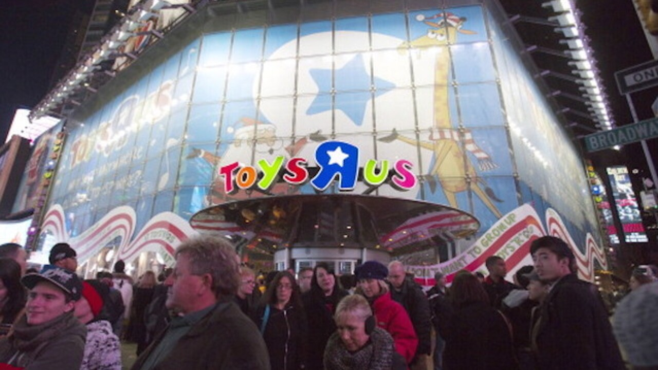 Toys R Us closes flagship store