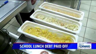 Otsego business owner making sure local students don't worry about paying for lunch