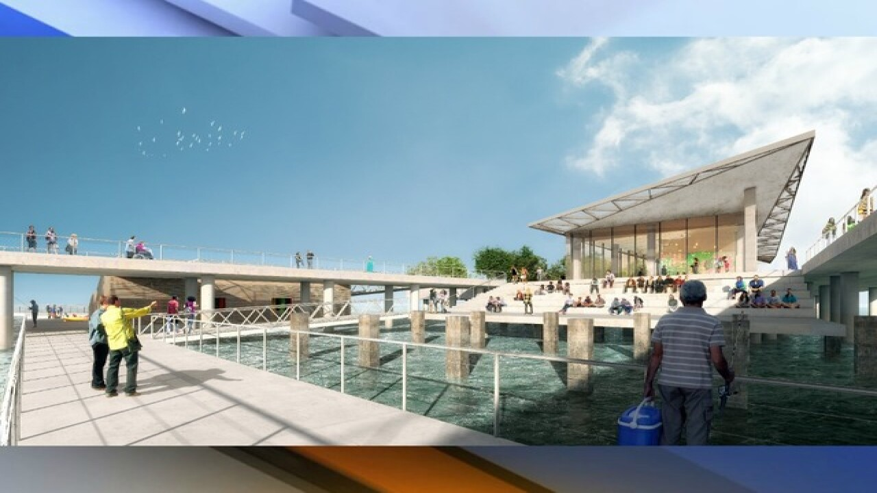 Report: St. Pete Pier promises immediate ROI