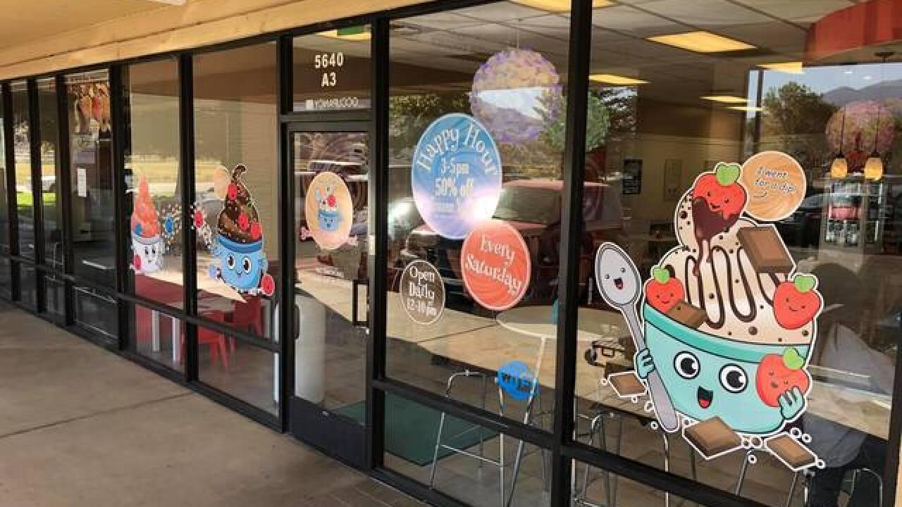 New Frozen Yogurt shop reopens in Lake Isabella