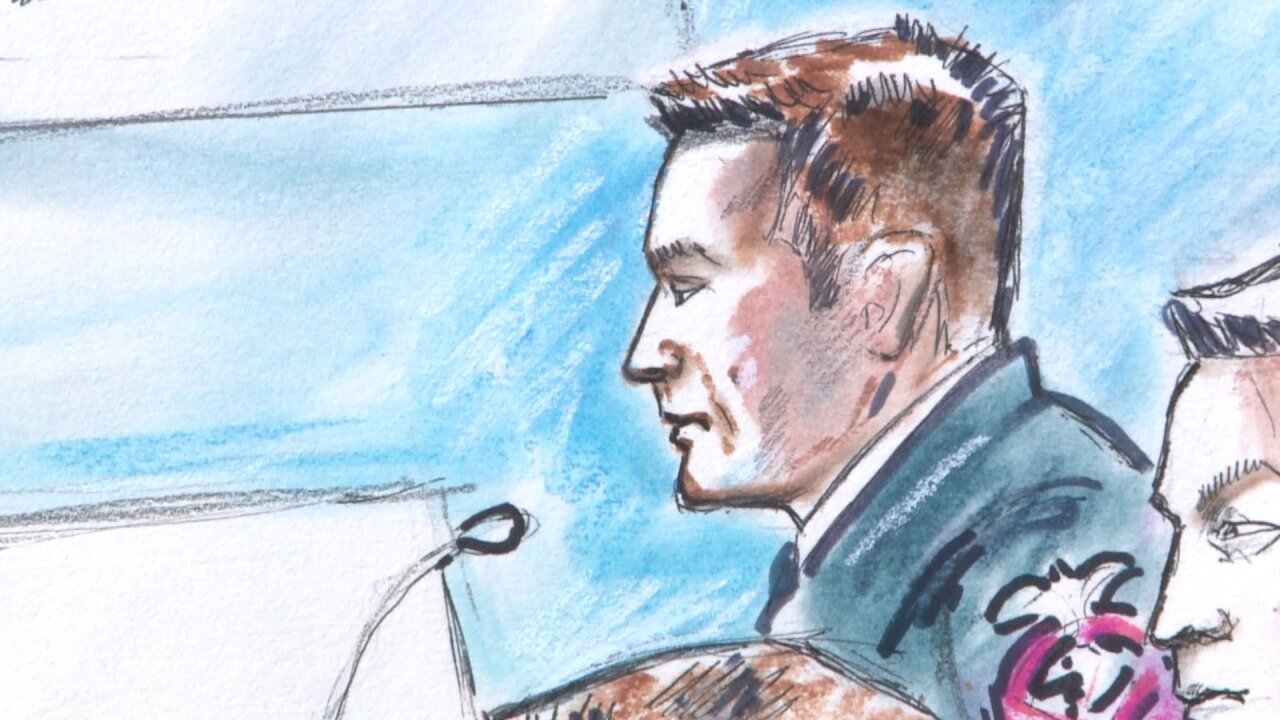 Court-martial begins for Virginia Beach-based Navy SEAL accused of raping fellowSailor