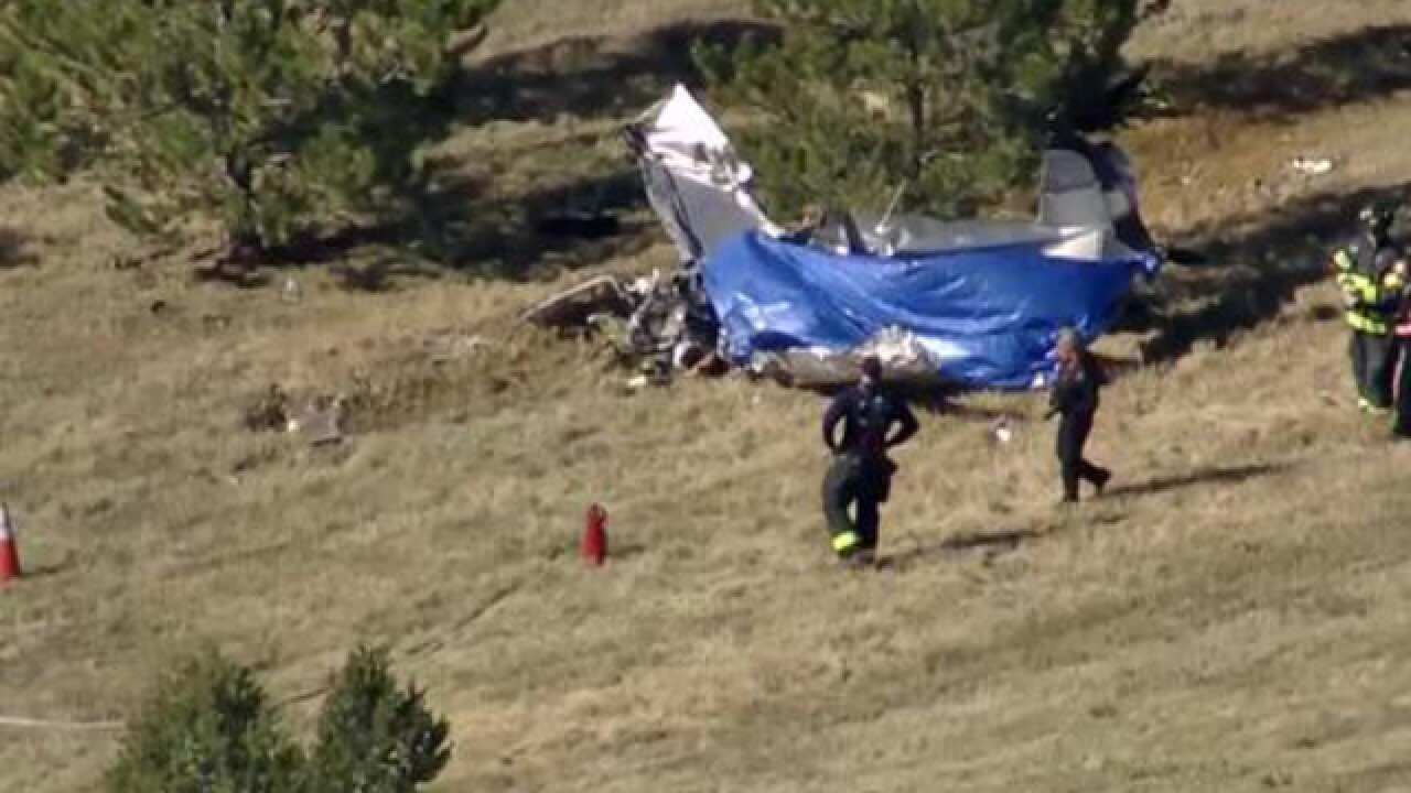 FAA: Pilot of plane that crashed in Broomfield had suspended license