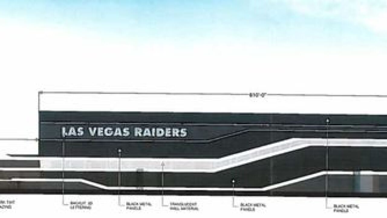 First look at Raiders Henderson headquarters