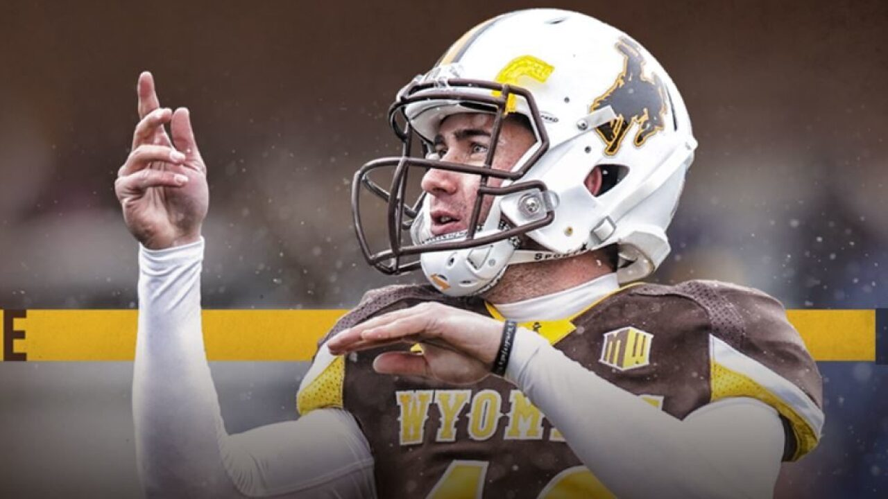 Cooper Rothe named Preseason Special Teams Player of Year, Wyoming Cowboys picked 4th