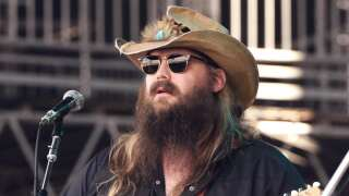 Report: Chris Stapleton And Wife Expecting 5th Child