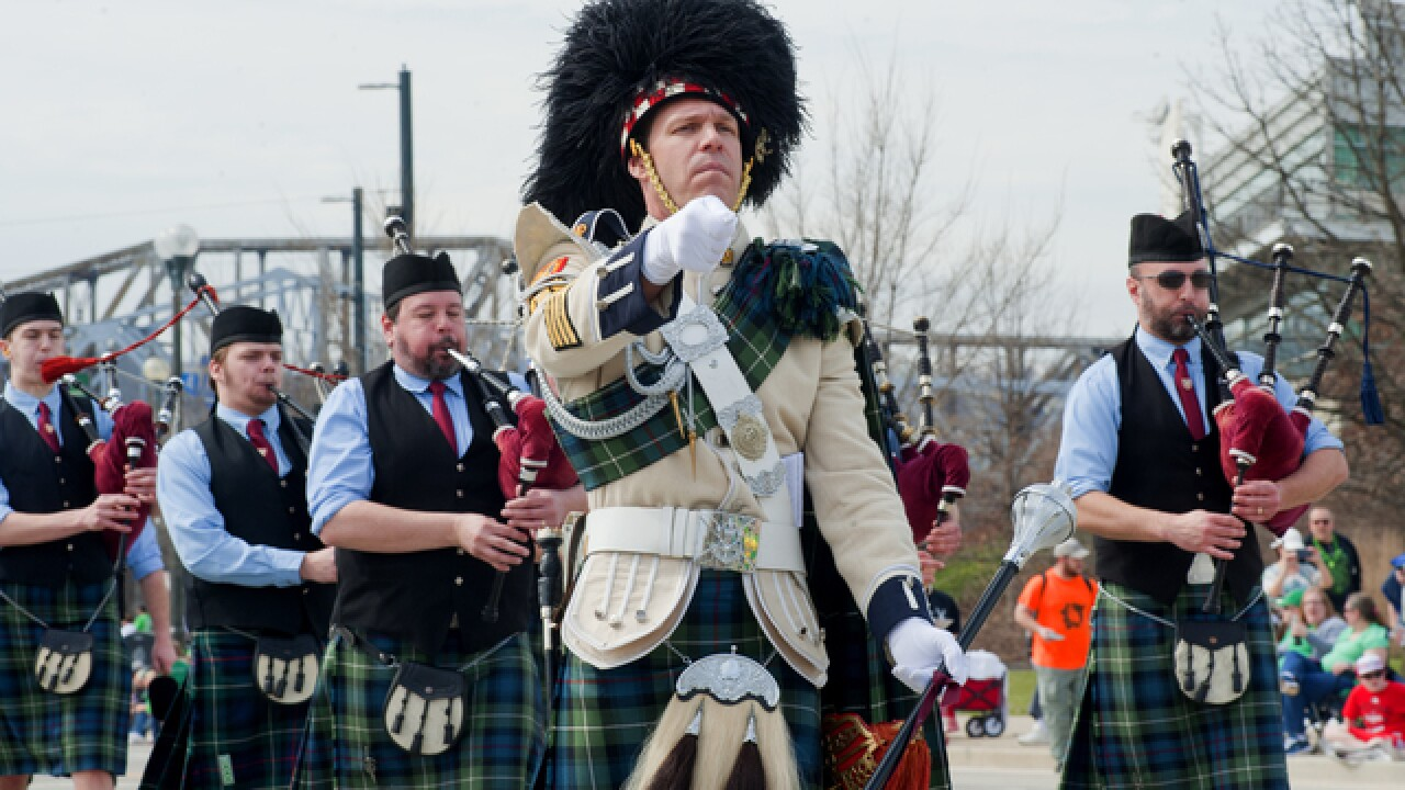 PHOTOS: Cincinnati St. Patrick's Day Parade
