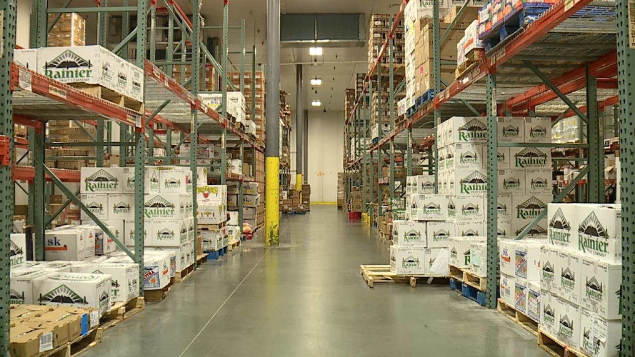Loffredo Fresh Foods Warehouse