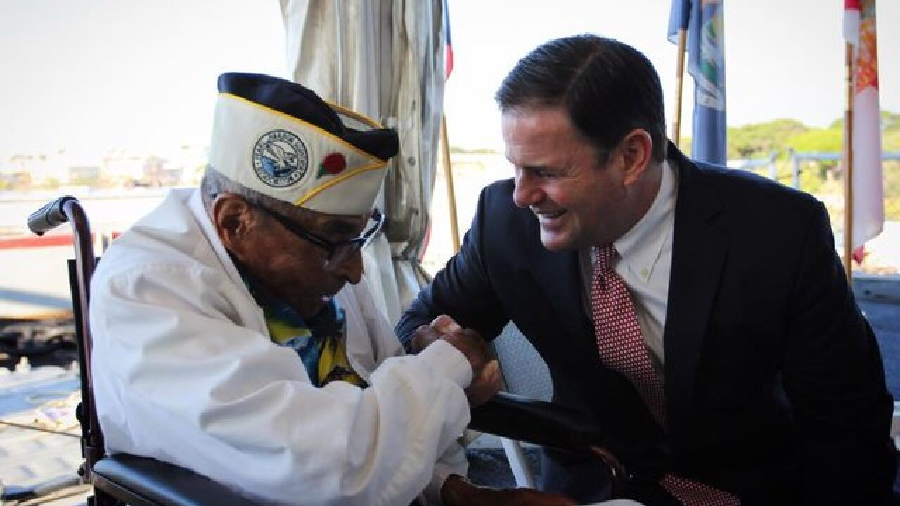 Oldest survivor of Pearl Harbor attack dies at 106-years-old