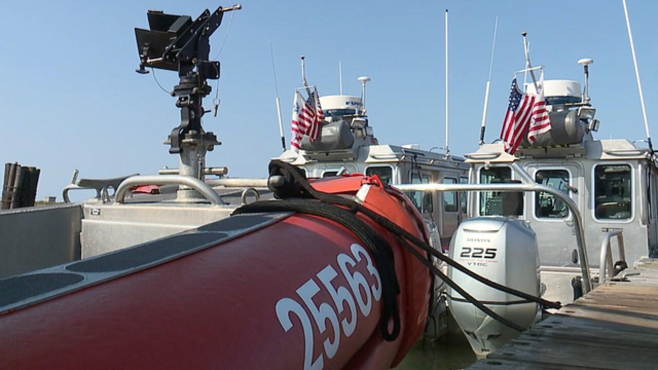 Lake Erie: U.S. Coast Guard on extra RNC patrols