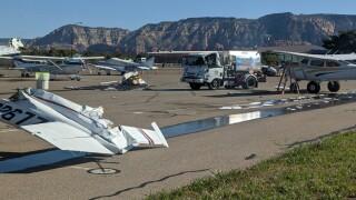 sedona plane crash