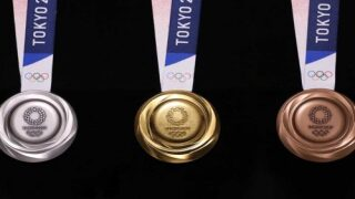 Japan Recycled Old Cell Phones And Other Electronics To Make The 2020 Olympic Medals