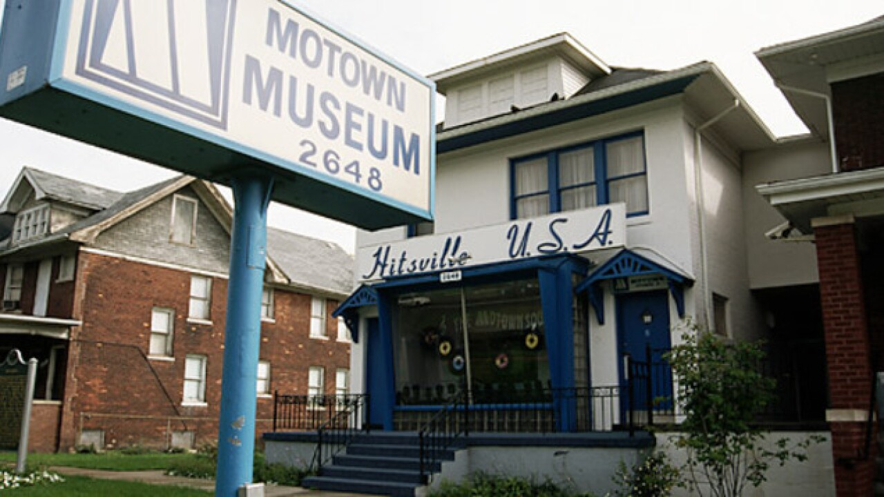 Motown Museum launches singing competition in Detroit