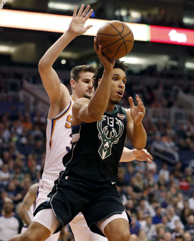 Bucks Suns Basketball