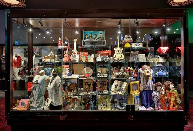 PHOTOS: Hard Rock Hotel and Casino memorabilia