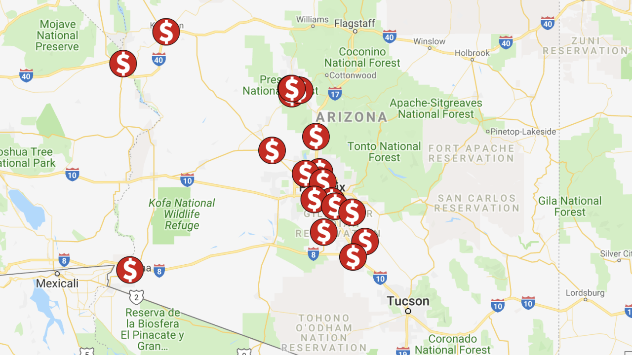 Credit card skimmers found in Arizona reaches 14 so far in 2019