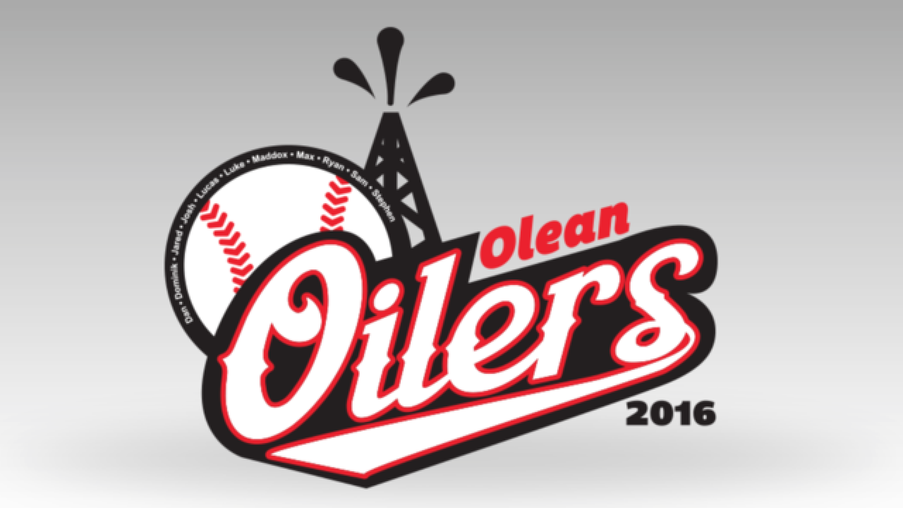 Olean Oilers apparel stolen from stadium