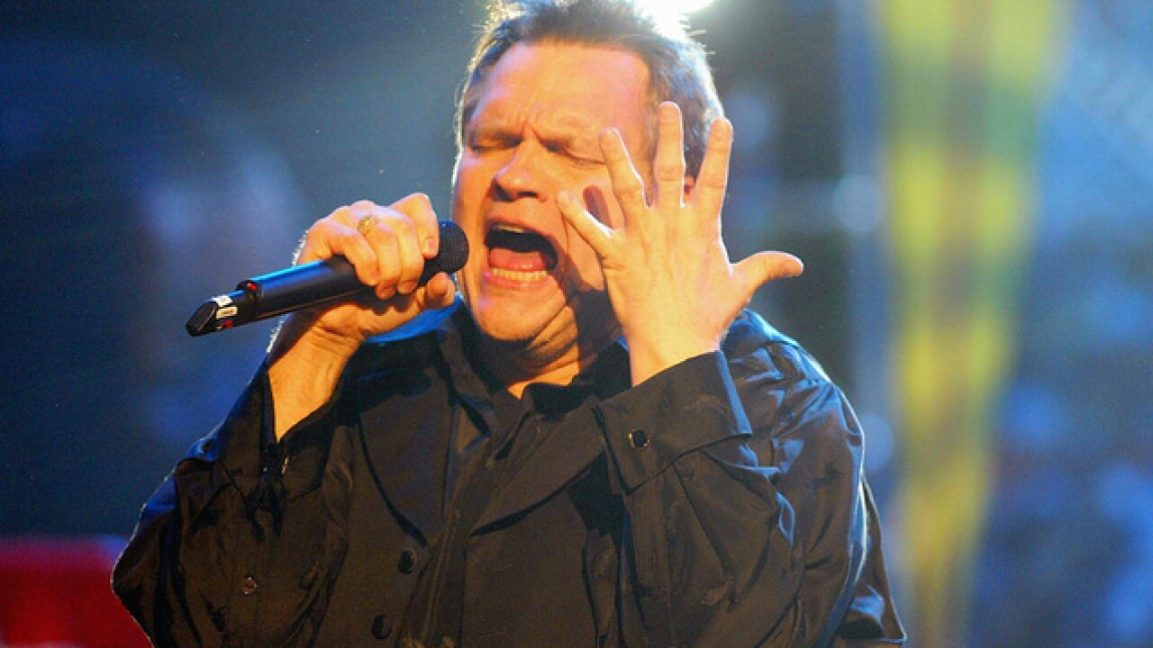 Meat Loaf collapses on stage during concert