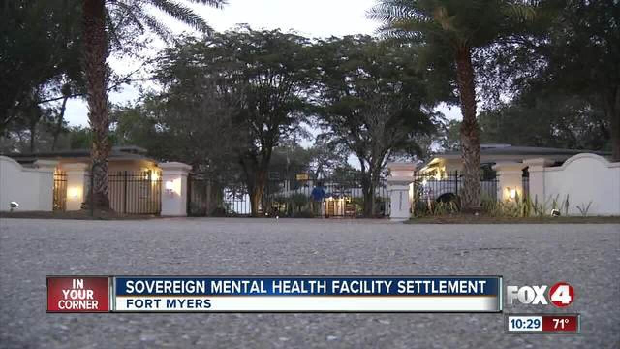 Settlement Agreement Allows Drug Rehab Center To Continue Operating
