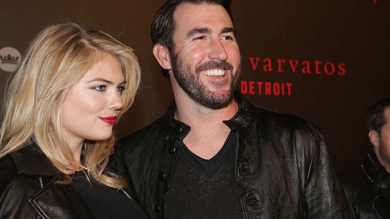 Is The Kate Upton Sex Tape Real justin verlander won't have sex before game, kate upton says