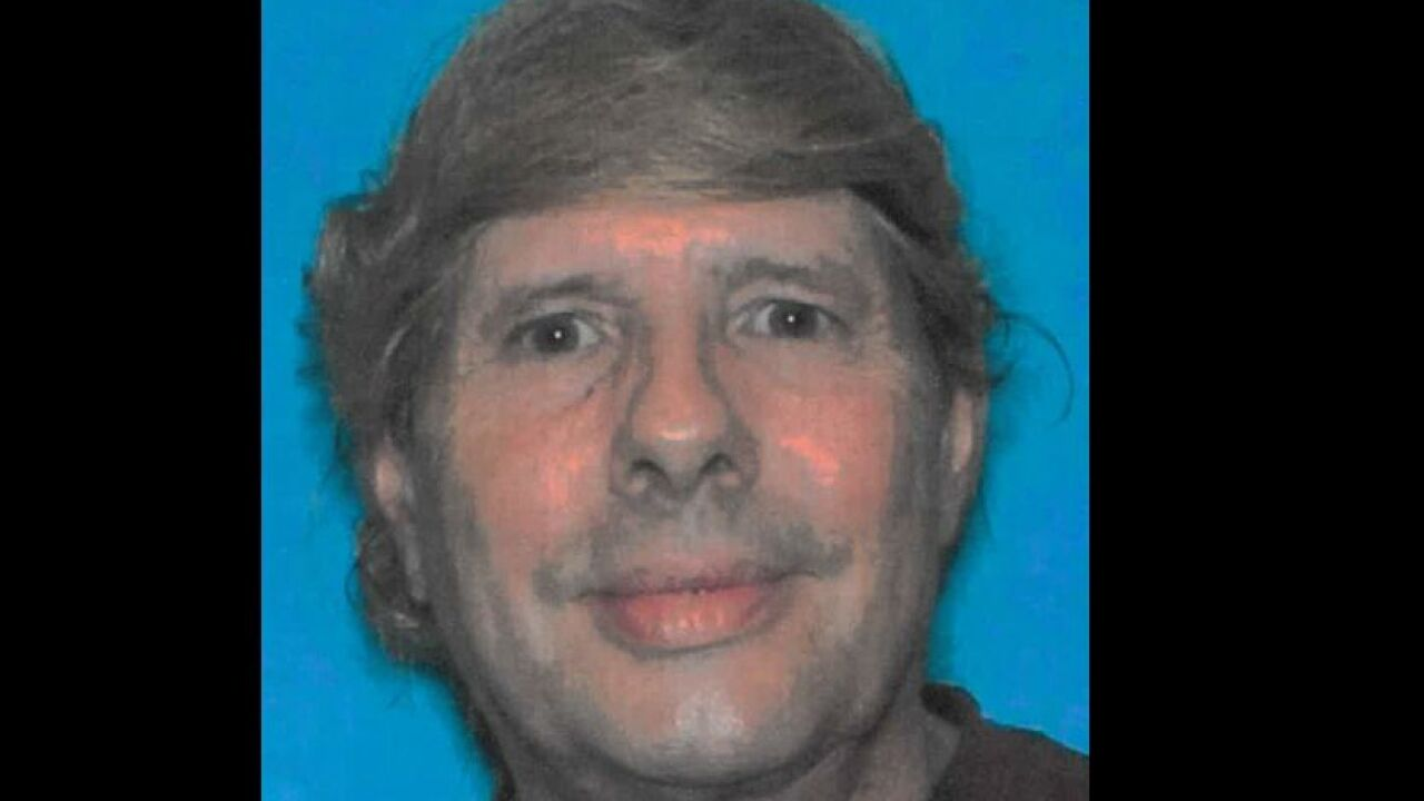 The Great Falls Police Department issued a missing person alert for Victor Struss