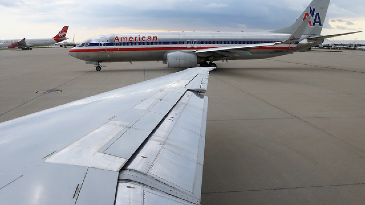 Cleaning crew finds fetus on American Airlines plane