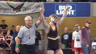 State A wrestling: Sidney sets new Class A record with runaway title