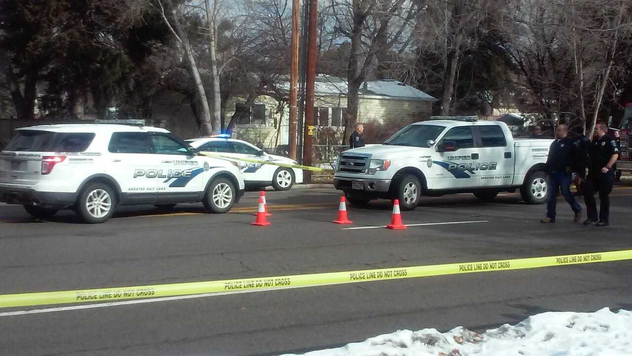Police identify officer fatally shot in head while responding to traffic accident in Utah