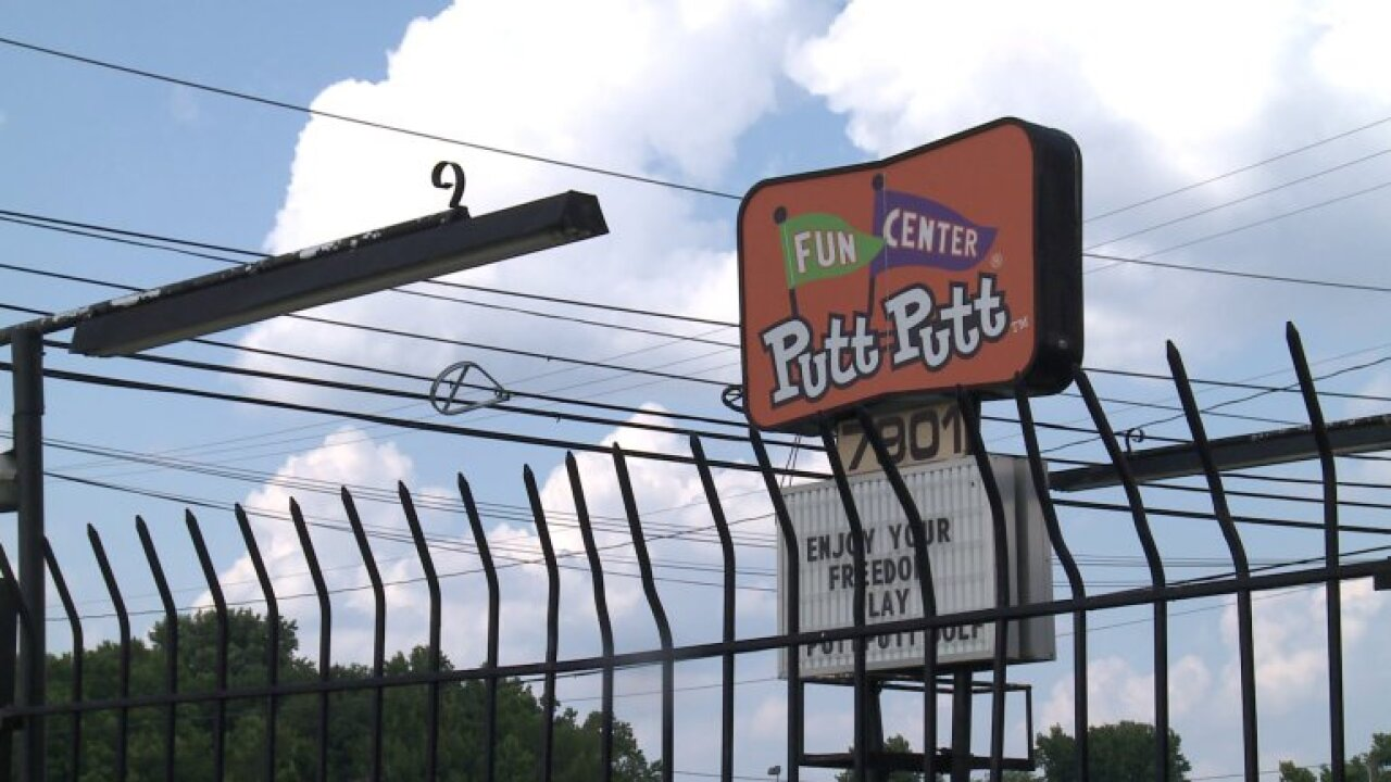 Father asked to leave Chesterfield Putt Putt after diabeticepisode