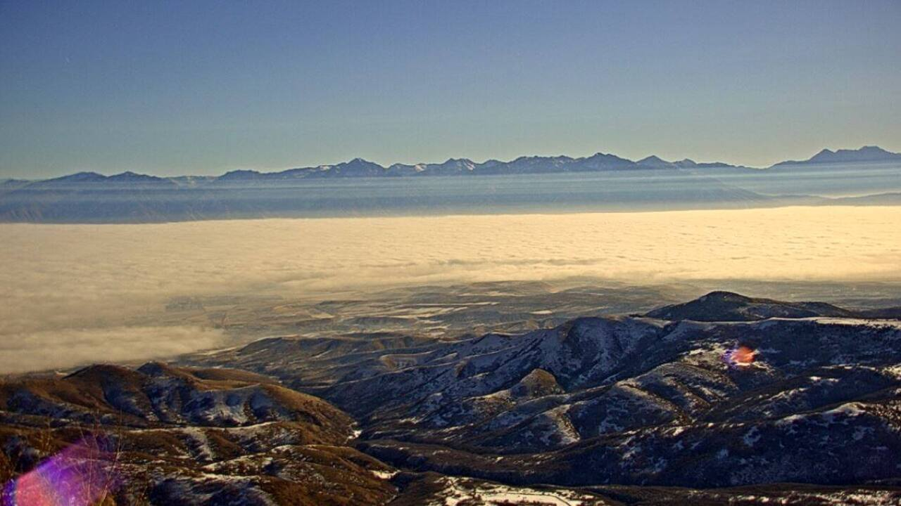 Want to escape Utah's inversion? A progressive group is holding a contest to help you getaway